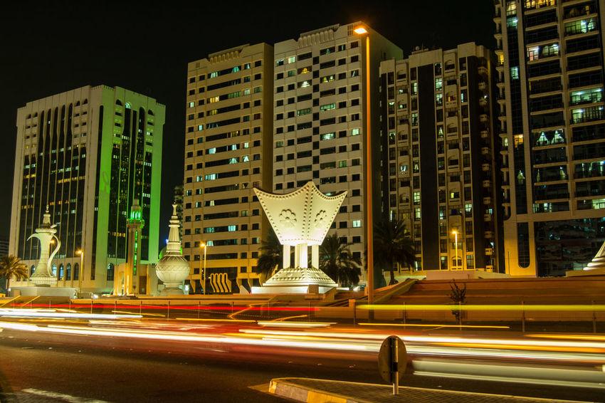Abu Dhabi Abu Dhabi UAE Desert Desert Life Night Photography Street Park Street Photography UAE