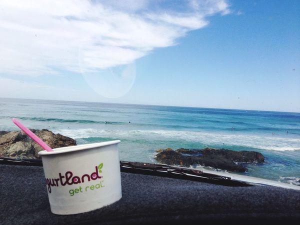 Yogurt land and beach Beach Yogurtland Photography