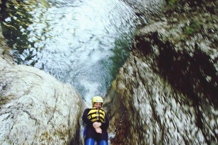 Adrenaline Junkie Canyoning Slovenia Bovec