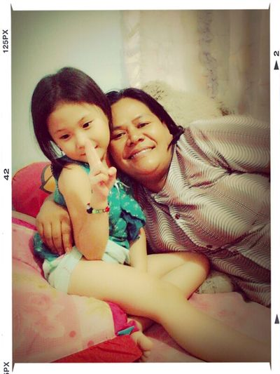 Mother Dear & Baby Nao:)