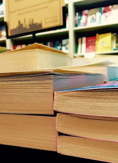 Books Book Shop Books On A Table Book Display Knowledge Book Store Paper Paperback