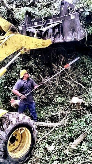 Groundman No Fear Brush Cutter