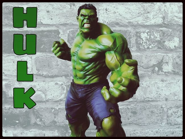 The Incredible Hulk Marvel Kotobukiya