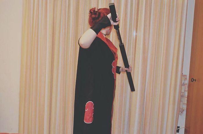 Akatsuki Sasukeuchiha That's Me Enjoying Life