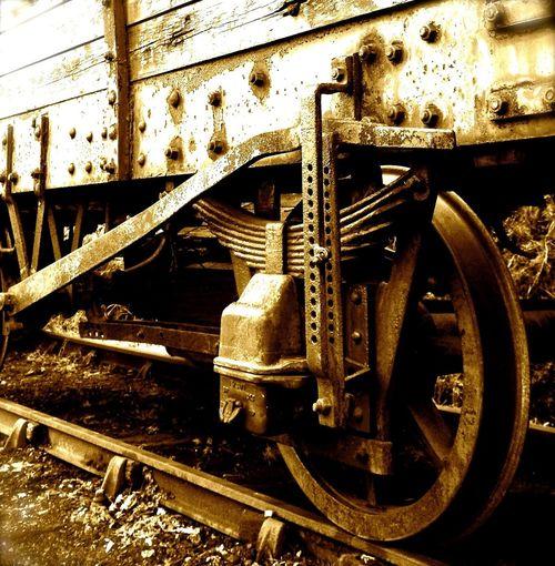 Train Station Steam Locomotive Engineering Locomotive