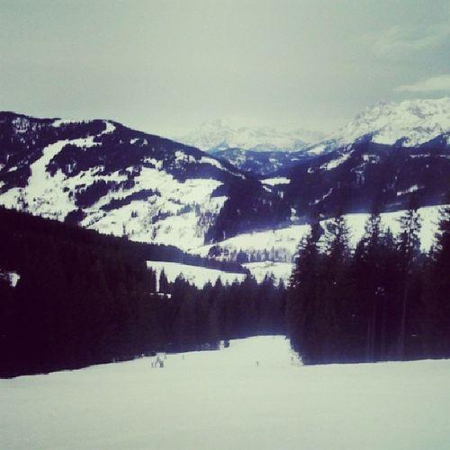 Mühlbach Am Hochkonig Skiing Gemeinde Skitag