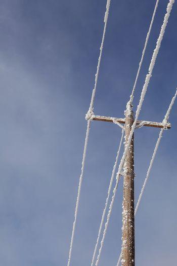 the inevitable is near Snow Frost Winter NoDak Cold Explore Energy Allday