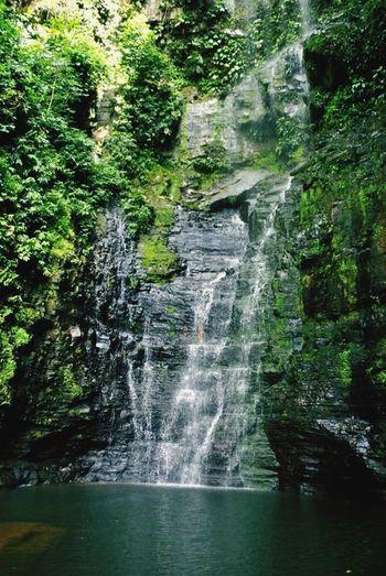 Cachoeira do Urubu Rei - Pedro II - Piauí - Brasil