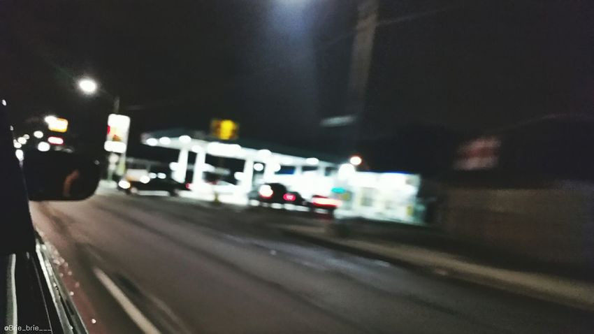 Night Drive Music Summer Love Blur Motion