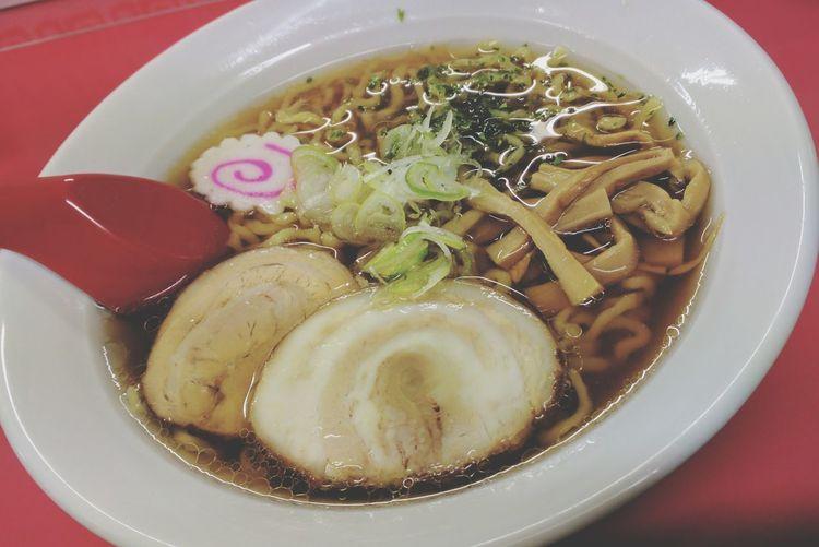 飲んだ後のラーメンはやっぱり格別😁 Food And Drink Food Ready-to-eat Noodle Relaxing Lifestyles Enjoying Life Taking Photos Hanging Out Enjoyment Ramen