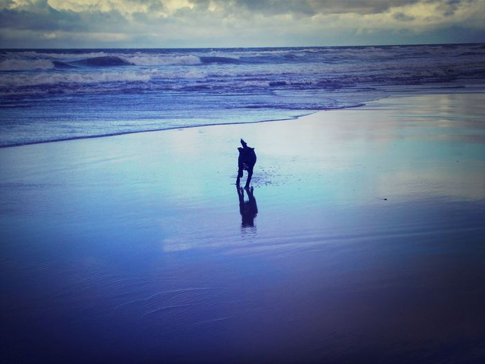 My Dog Is Cooler Than Your Kid. I Love My Dog Bude Beach