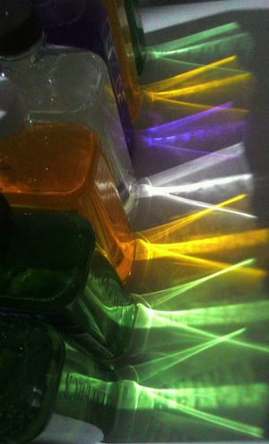 All The Neon Lights Nightphotography Light Reflection Light Reflectings Dishwashing Different Colors Creative Shots PhonePhotography Phonecamera Photooftheday