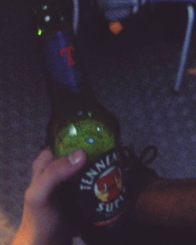 Beer Tennents Happy Saturdaynight