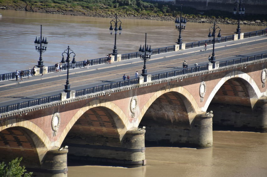 Premium Collection Premium Tree Water Bridge - Man Made Structure River Arch Reflection Architecture Arch Bridge Footbridge Calm Bridge Riverbank