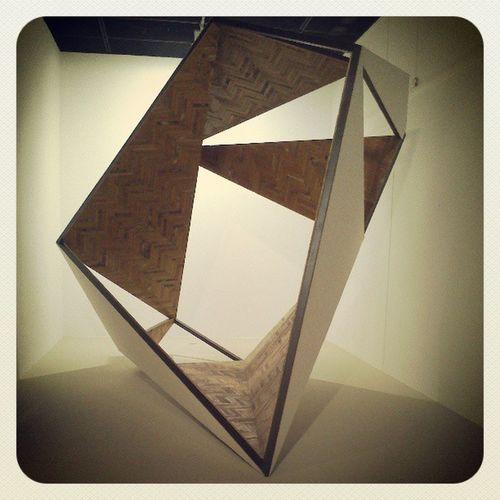 Kozakiewicz ASP waw Design Csw Kozakiewicz Asp art sculpture wooden geometry warsaw poland zamek ujazdowski klepka