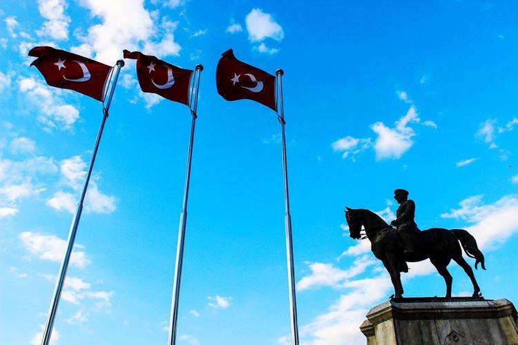 Ankara Atatürk Bayrak