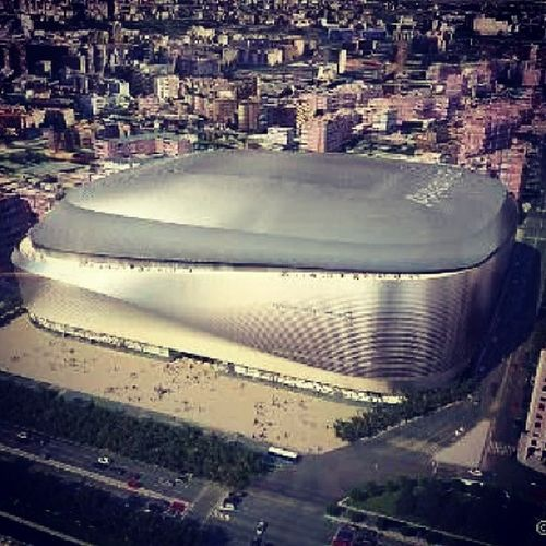 Santiago Bernabeau Stadium Real madrid 3 years from now ??