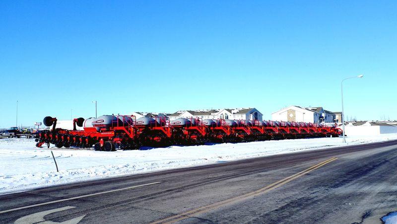 QVHoughPhoto FujiFilmX100 Fargo Northdakota Winter Snow Cityscapes Machinery Life2