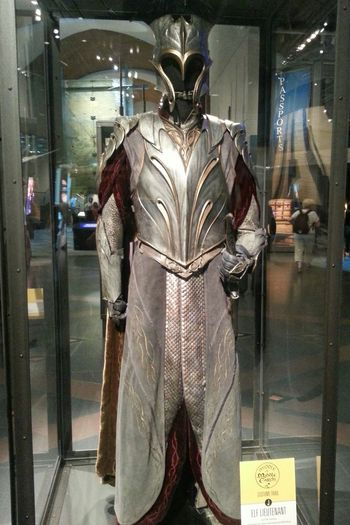 Movie Props Costumes The Hobbit Elf Lieutenant. costume :) Amazing stuff Todays Pic Middle Earth