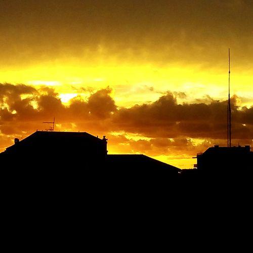 Levanto Tramonto Sunset Dalmioterrazzo