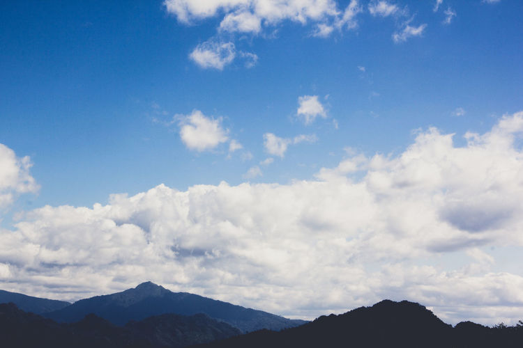 Bule sky