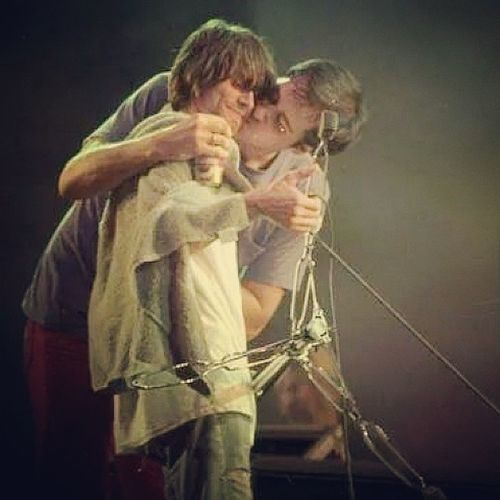 ♥♡♥ Kurt Cobain Krist Novoselic
