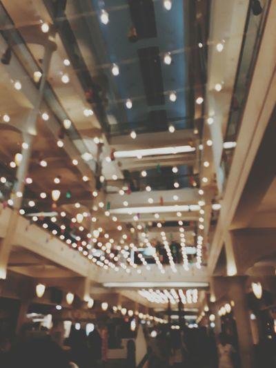 Blur. Lights PhonePhotography Low Angle View Illuminated Indoors  EyeEm EyeEm Best Shots Eyemphilippines Eyeemphotography EyeEm Gallery Random Shots