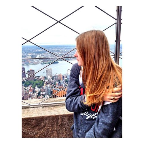 Newyork Empire State Building Love Happiness ❤️