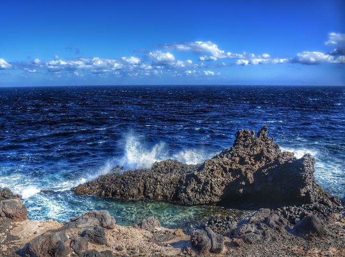 Génesis Landscape Sea Seascape Sea And Sky OpenEdit