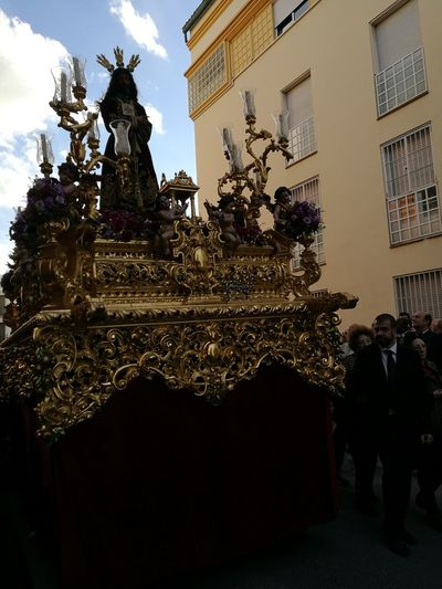 Religion Pasion De Cristo Sevilla Sevilla Spain Cuaresma17 Semanasanta History Spirituality Via Crucis Casa Pilatos Medinaceli Cautivo