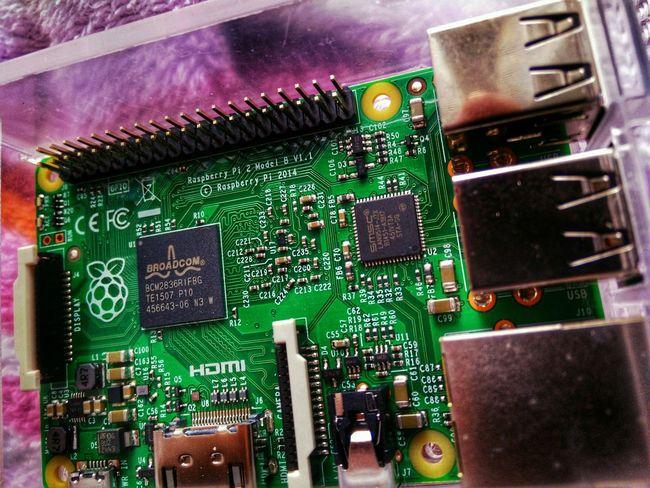 Raspberry Pi Technology Computer