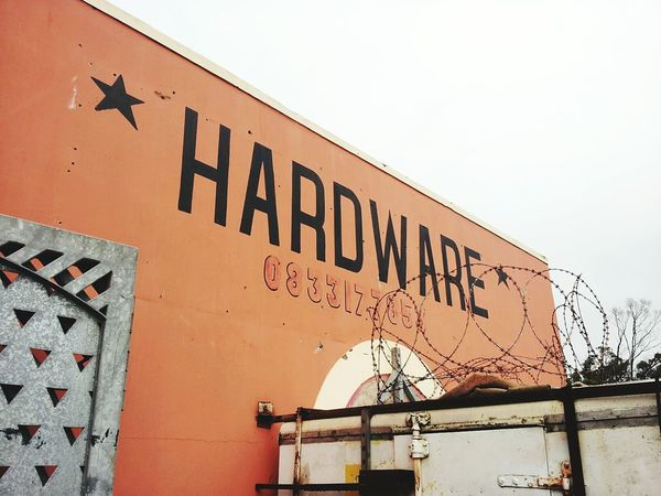 Hardware Hardware Store Township South Africa RePicture Travel