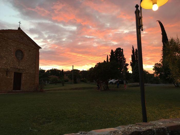 Italy Nonmanipulatedbeauty EyeEmNewHere Sunset Sky