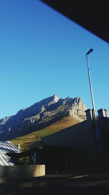 Tablemountain Ilovecapetown Driving By Enjoying The Sights Withbae