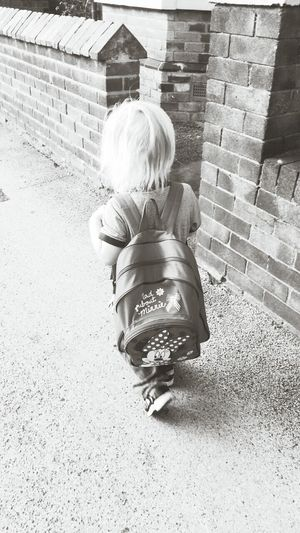 my lad carrying his sisters swimming bag bless Son Cute Brotherlylove Awww