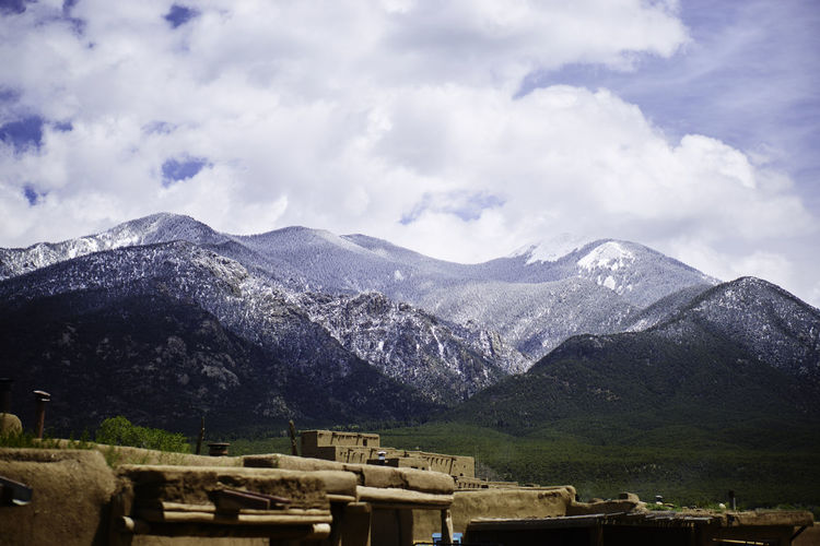 Photo taken in Taos Pueblo, United States
