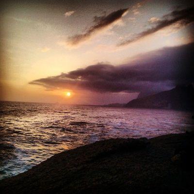 Cariocagram Igersrio Sunset Vscocam rj