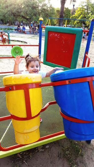 Tambores ! 👧 Musica Jugando Plaza Felicidad Niños Cosasdechicos Plaza First Eyeem Photo Playground Day People