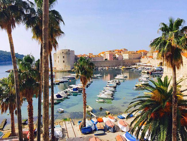 Coup de cœur Dubrovnik Croatie Croatia Lands Cape IPhoneography
