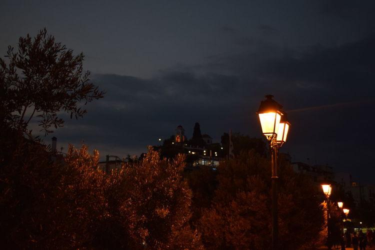 Claudy Sky Greece GREECE ♥♥ Island Island Lights Lamp Night Photography Sky And Clouds