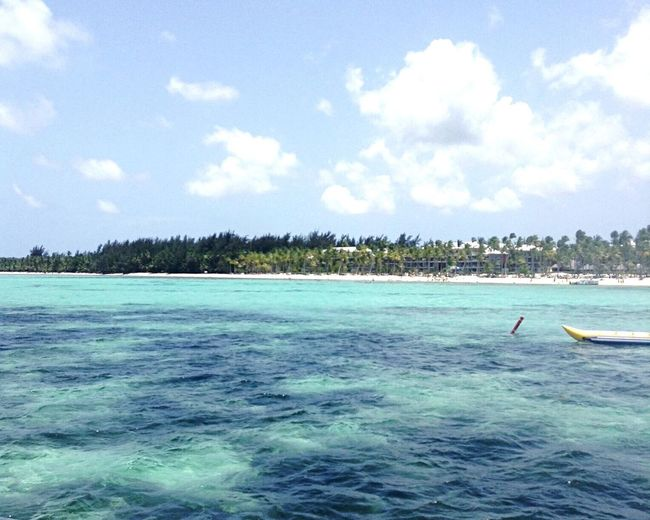 Hopefully one day I'll be there again. 😍 Prom Trip Dominican Republic 🇩🇴 Sea Oldphoto