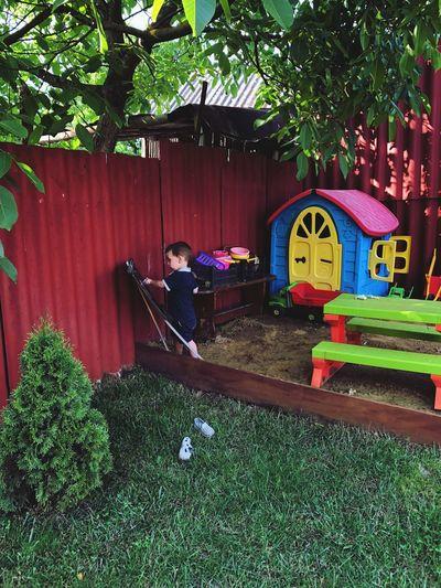 Garden Sand So Cute Cute Kid Kindergarten Playing House Paint The Still Life Photographer - 2018 EyeEm Awards