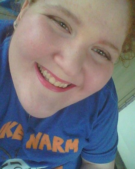 I love this picture Hazel Eyes  Happy Smile Blonde_and_red_hair Bored Make Up