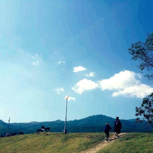 Under sky RelaxingRelaxing Chiang Mai | Thailand Hello World