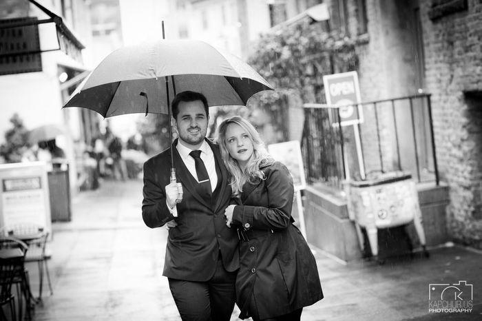 Love in the Rain Rainy Days Romance