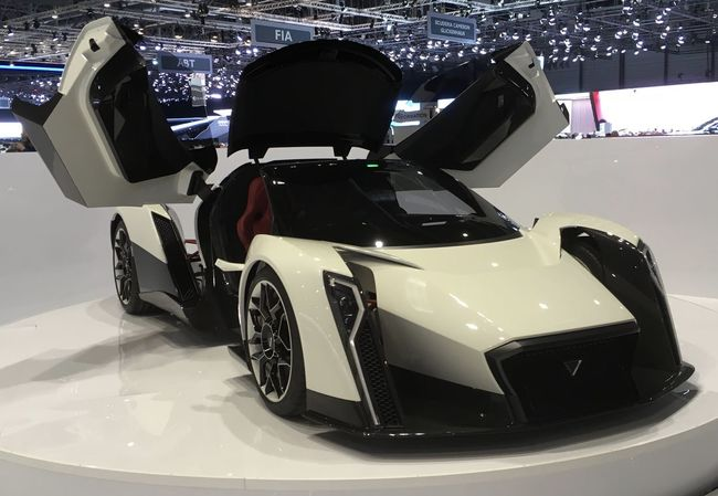Cars Concept Car Dendrobium Future Passion Salon Auto Geneve Transportation Vehicle