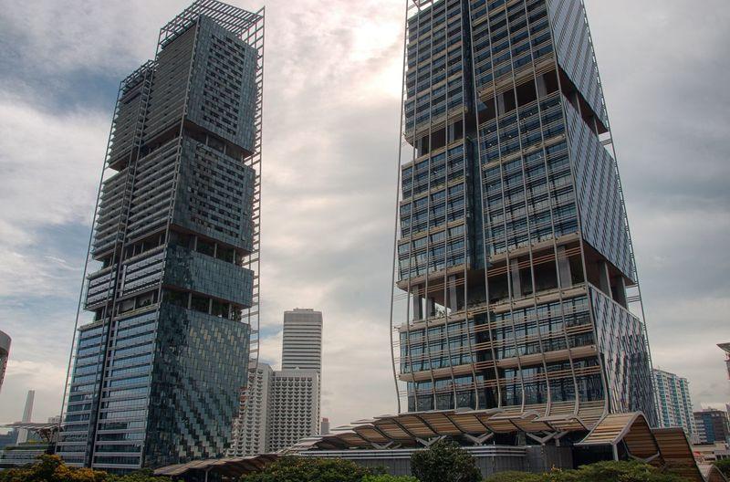 The Architect - 2016 EyeEm Awards City Suntec City Cityscapes Cityscape Building