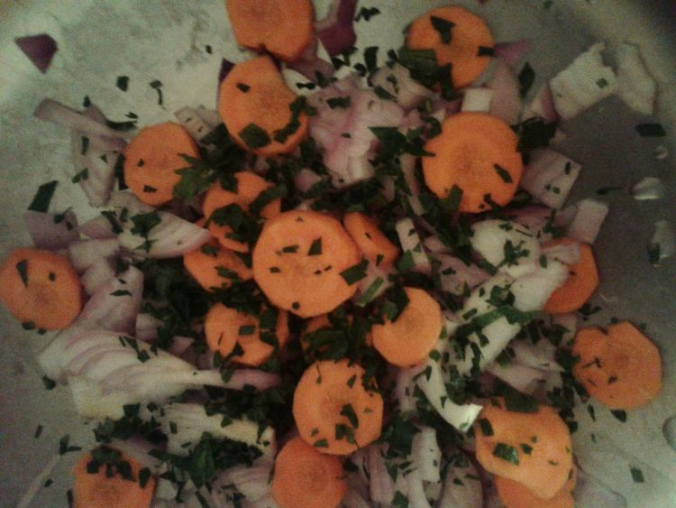 Carrots Onion Vegetables
