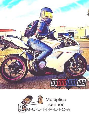 Showcase: February Stuntselfie Stunts Bikers Enamorada ♥.♥ Chico De La Moto Motosport Motorcycles Motocross Motorbike First Eyeem Photo