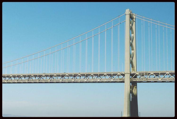 San Francisco Bay Bridge Brigde